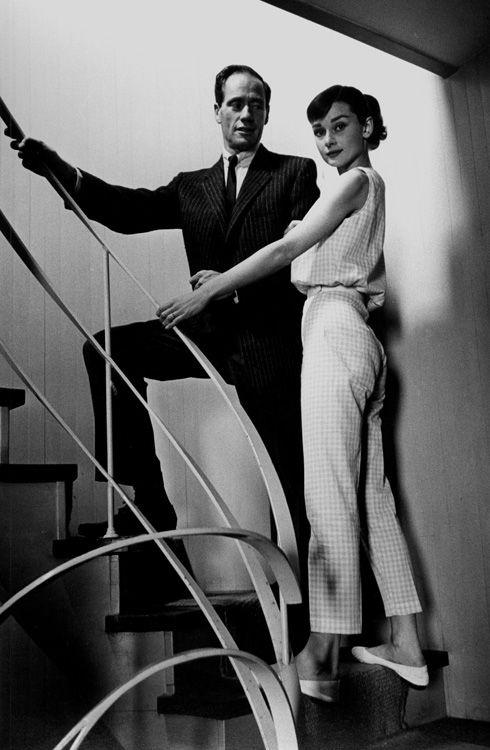 Hoc cach phoi do dang cap nhu Audrey Hepburn hinh anh 7