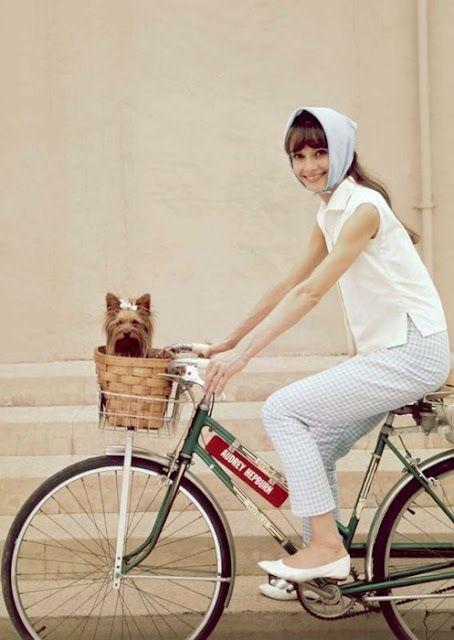Hoc cach phoi do dang cap nhu Audrey Hepburn hinh anh 9