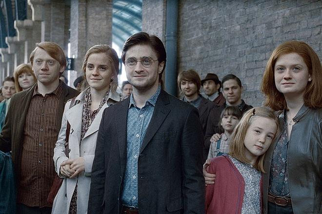 Warner Bros. muon lam tiep loat phim 'Harry Potter'? hinh anh 1