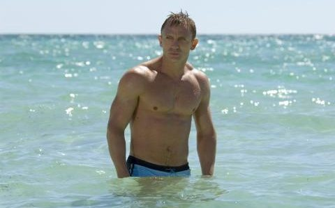 Daniel Craig duoc tra 150 trieu USD de dong phim James Bond hinh anh 1