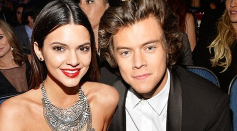 Kendall Jenner tai hop thanh vien One Direction hinh anh