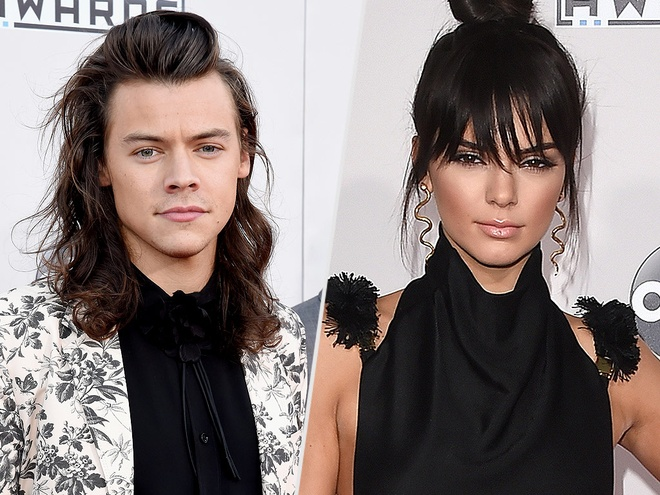 Kendall Jenner tai hop thanh vien One Direction hinh anh 1