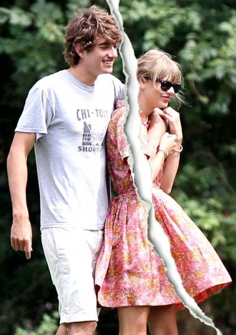 Taylor Swift giu hinh anh vui ve sau khi chia tay ban trai hinh anh 7