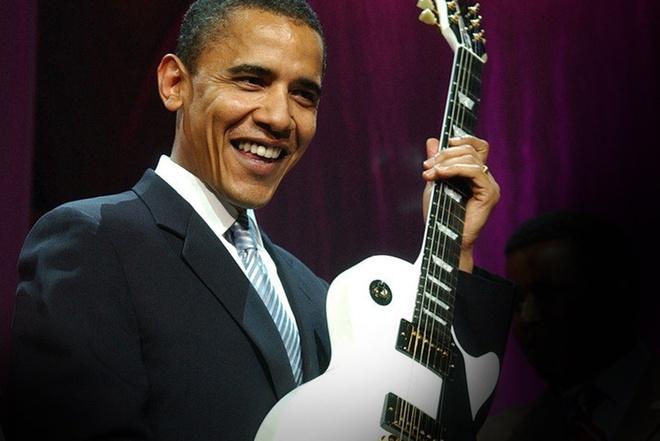 Tong thong Barack Obama to chuc le hoi am nhac rieng hinh anh