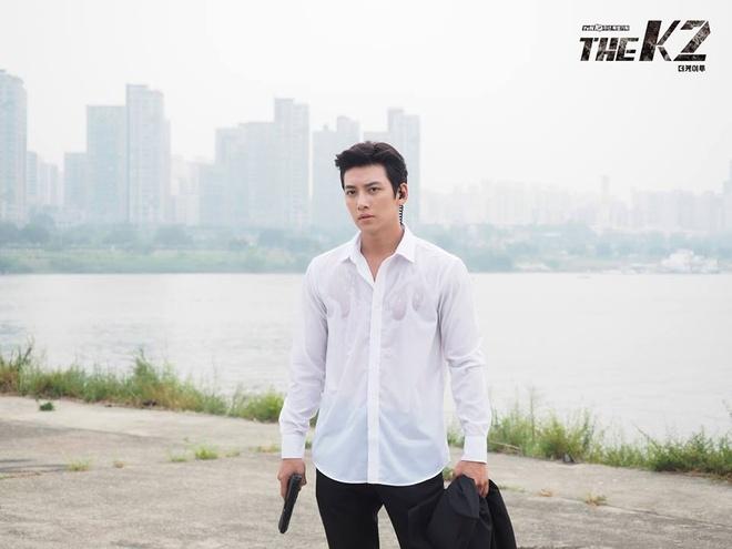 My nam Ji Chang Wook cuong trang trong phim moi hinh anh 6