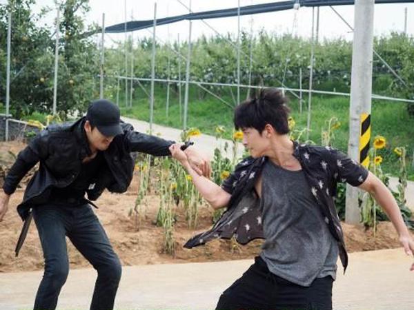 My nam Ji Chang Wook cuong trang trong phim moi hinh anh 3