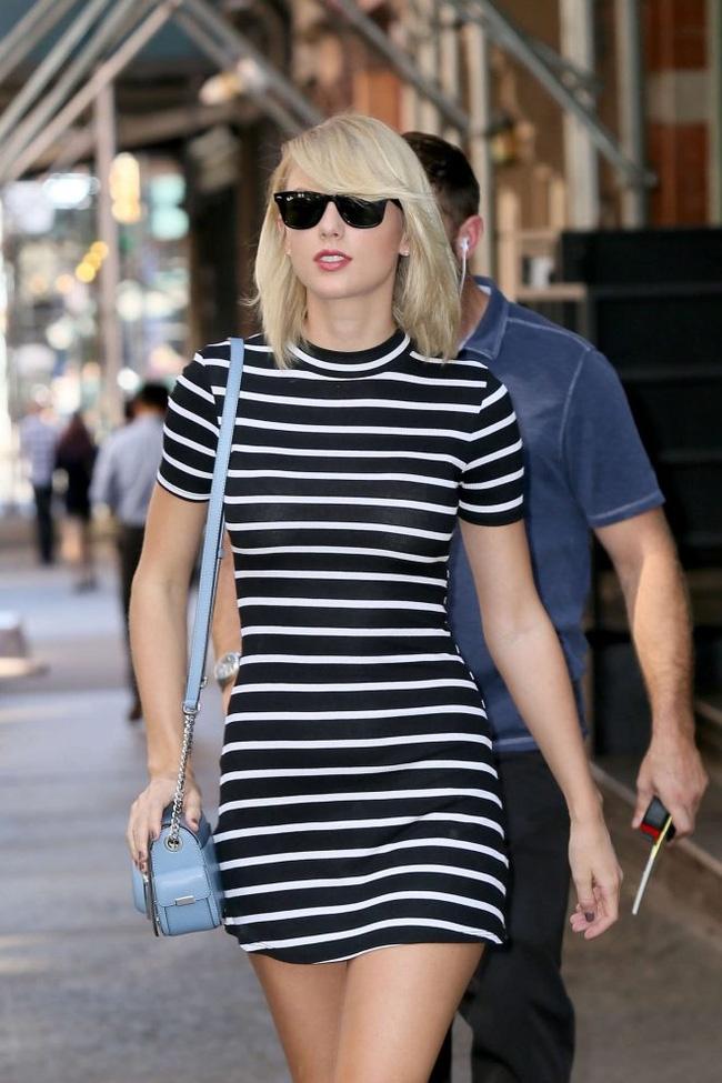 Nhung lan Taylor Swift khien quan ao ban chay hinh anh 1