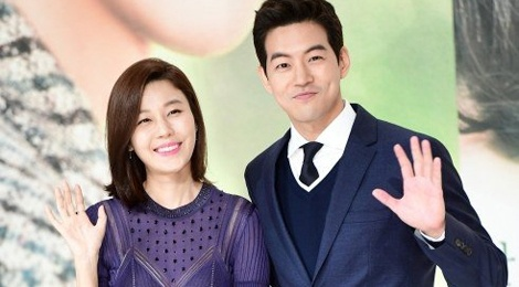 Kim Ha Neul phai long 'ong chong quoc dan' trong phim moi hinh anh