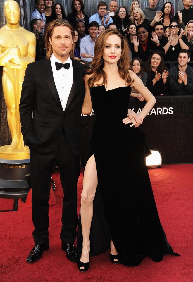 Brad Pitt va Angelina Jolie – tuong dai thoi trang cua Hollywood anh 10