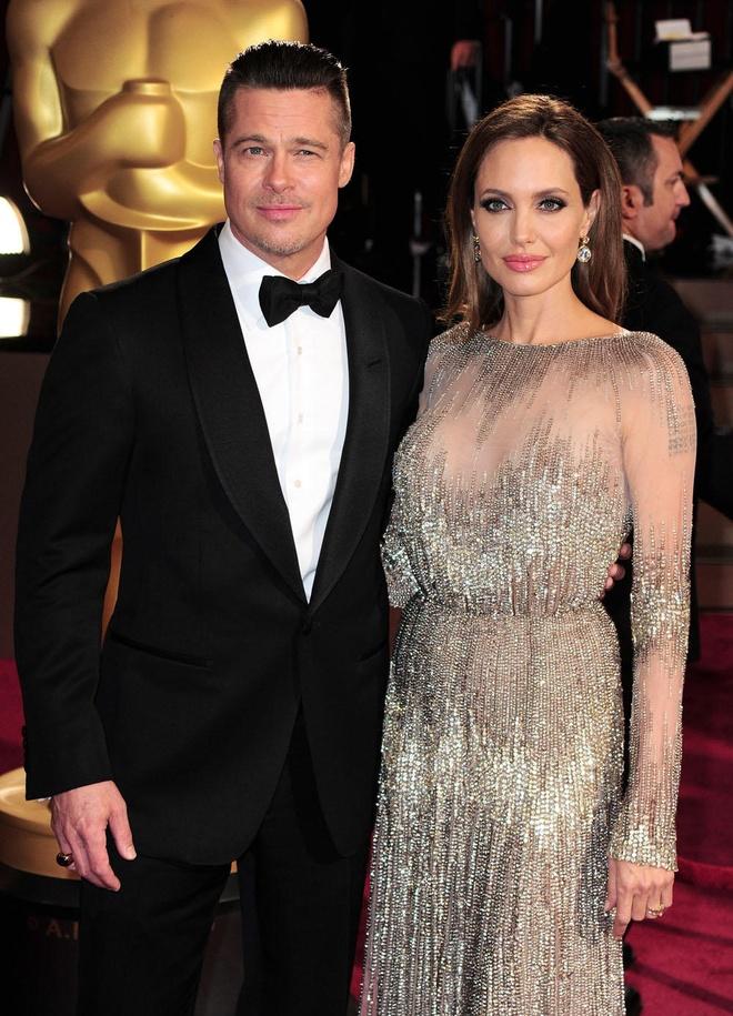 Brad Pitt va Angelina Jolie – tuong dai thoi trang cua Hollywood anh 14