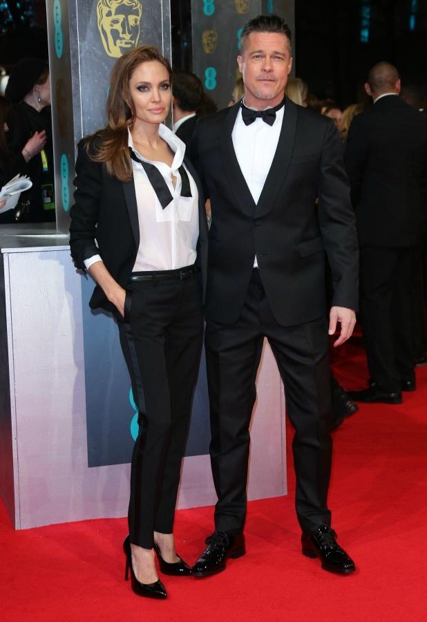 Brad Pitt va Angelina Jolie – tuong dai thoi trang cua Hollywood anh 13