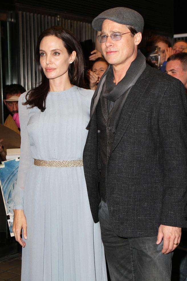 Brad Pitt va Angelina Jolie – tuong dai thoi trang cua Hollywood anh 15