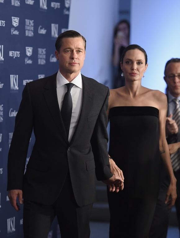 Brad Pitt va Angelina Jolie – tuong dai thoi trang cua Hollywood anh 16