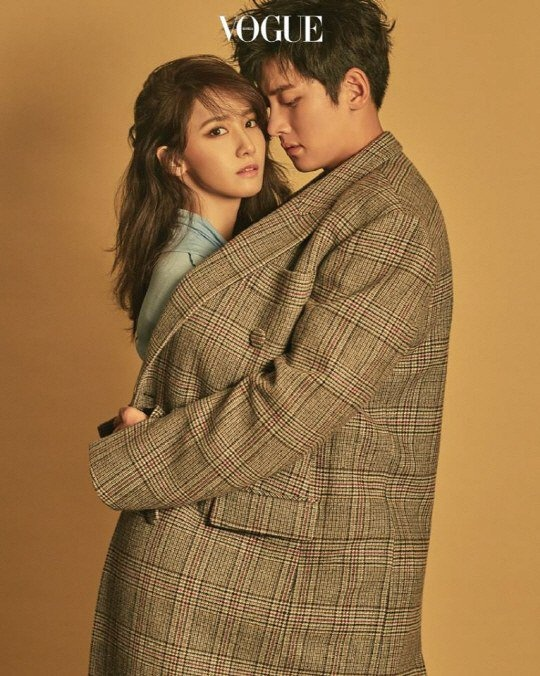 Yoona va Ji Chang Wook anh 1