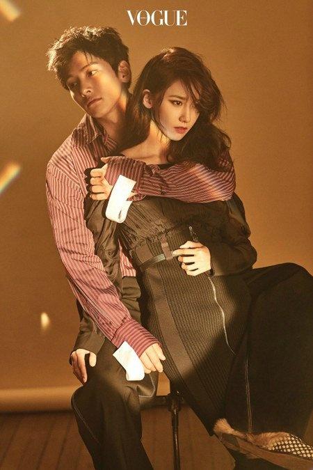 Yoona va Ji Chang Wook anh 2