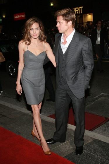 Brad Pitt va Angelina Jolie – tuong dai thoi trang cua Hollywood anh 6