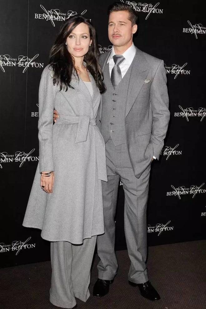 Brad Pitt va Angelina Jolie – tuong dai thoi trang cua Hollywood anh 8