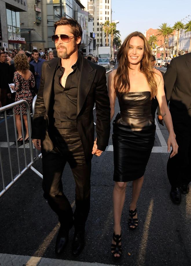 Brad Pitt va Angelina Jolie – tuong dai thoi trang cua Hollywood anh 9
