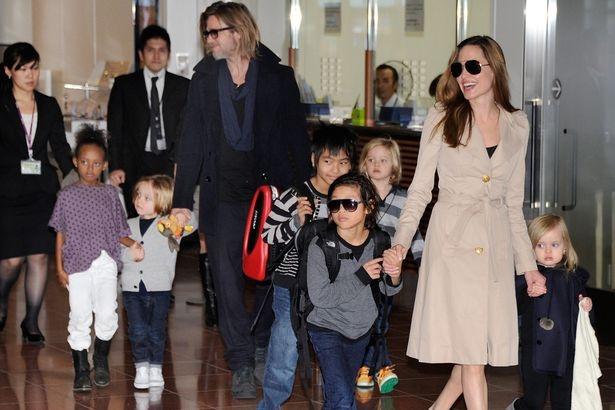 Brad Pitt: 'Angelina da dat cac con vao the nguy hiem' hinh anh 1