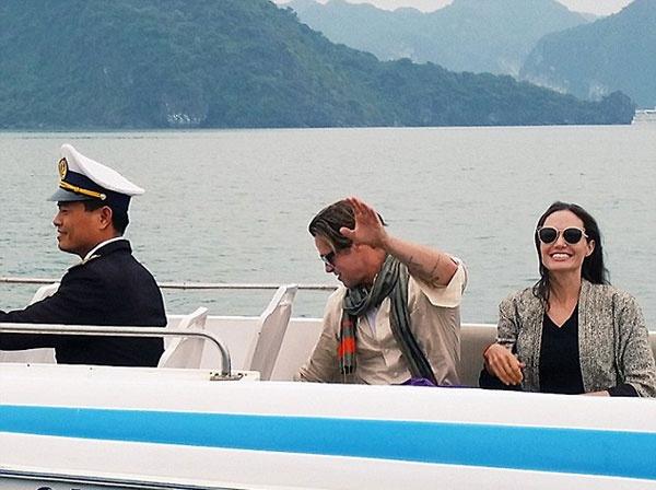 Angelina Jolie – Brad Pitt chia tay anh 1