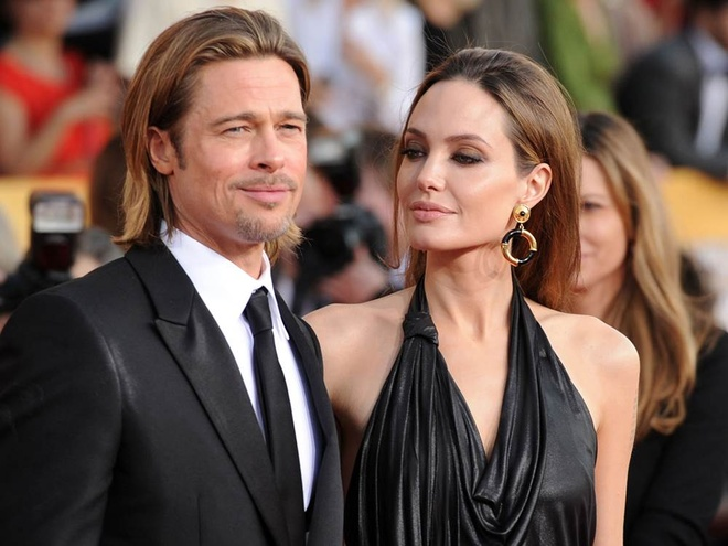 Brad Pitt - Angelina Jolie: Bieu tuong thoi trang Hollywood hinh anh