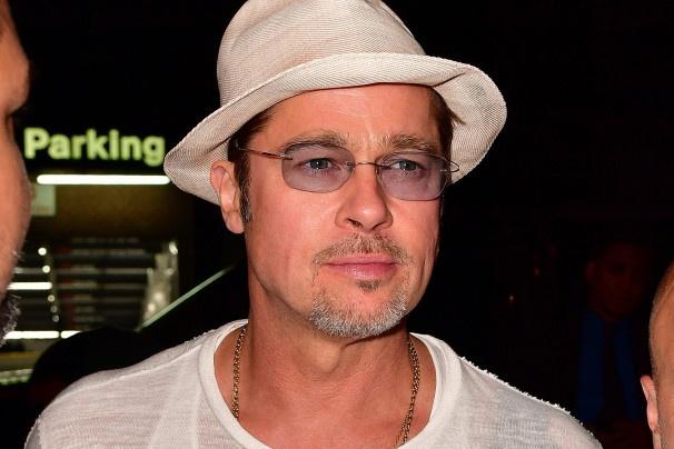 Brad Pitt thua nhan co mang mo nang loi nhung khong danh con hinh anh