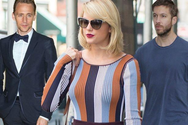 Taylor Swift chuan bi tung album ke xau ca 2 tinh cu hinh anh