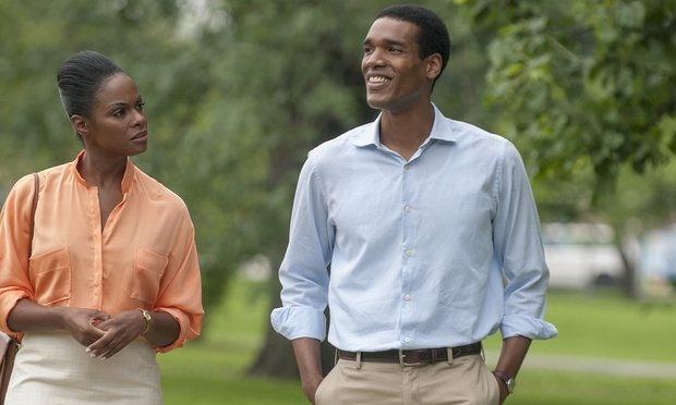 Khi Obama gap Michelle: Chuyen tinh tong thong len man anh hinh anh 1