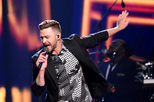 Justin Timberlake tung trailer an tuong cho phim ca nhac hinh anh 1