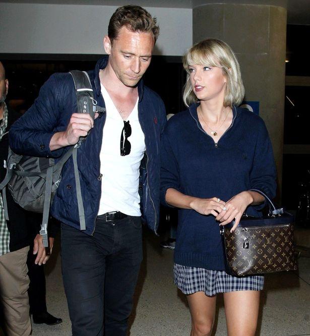 Taylor Swift lam lanh voi Calvin Harris hinh anh 2