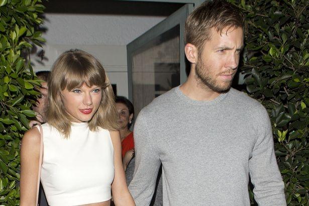 Taylor Swift lam lanh voi Calvin Harris hinh anh 1