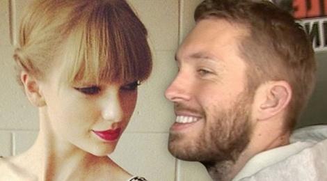 Taylor Swift lam lanh voi Calvin Harris hinh anh