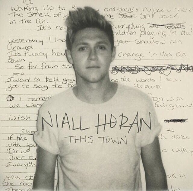 Niall Horan (1D) can quet cac bang xep hang voi 'This Town' hinh anh 1