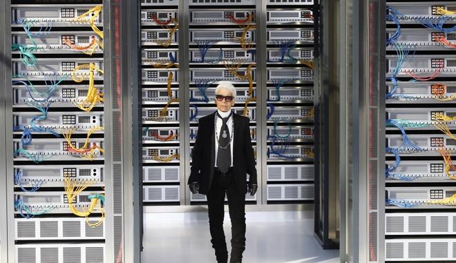 Chanel bien san dien thanh trung tam IT cung dan mau robot hinh anh 12