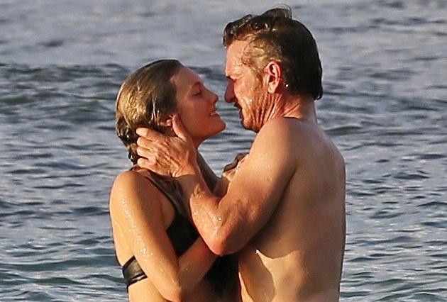 Tai tu Sean Penn hen ho ban gai moi kem 32 tuoi hinh anh