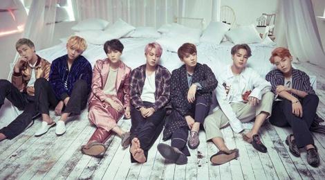 Album cua BTS dat hang truoc khi ra mat hinh anh