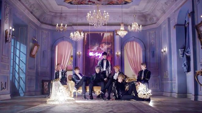 MV moi cua BTS lap nhieu thanh tich khi ra mat hinh anh 1