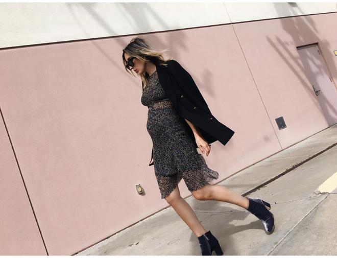 Angela Flink: Ba bau co style chat nhat Instagram hinh anh