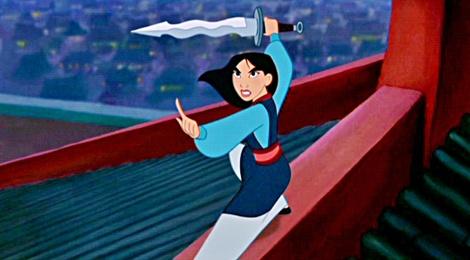 Disney hua tuyen dien vien Trung Quoc dong 'Hoa Moc Lan' hinh anh