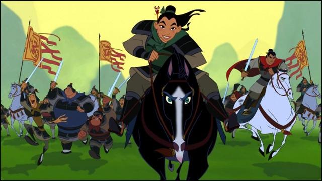 Disney tuyen dien vien Trung Quoc dong 'Hoa Moc Lan' anh 2