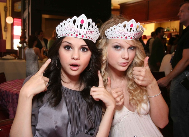 Taylor Swift tan tinh giup do Selena Gomez vuot qua benh tat hinh anh
