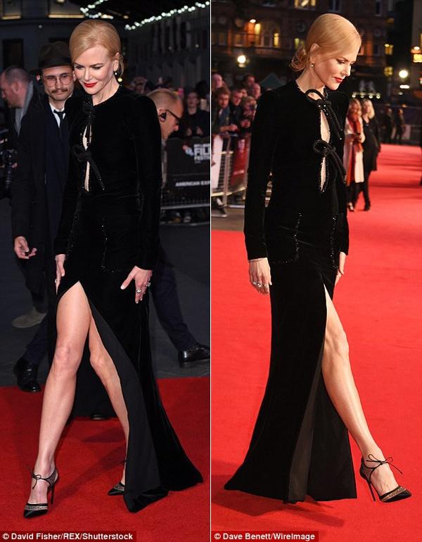 Nicole Kidman boi roi vi dien vay xe sau anh 2