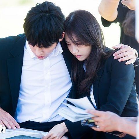 Hau truong phim K2 cua Yoona,  Ji Chang Wook anh 2
