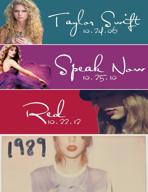 5 ly do de Taylor Swift nen som tung album moi anh 2