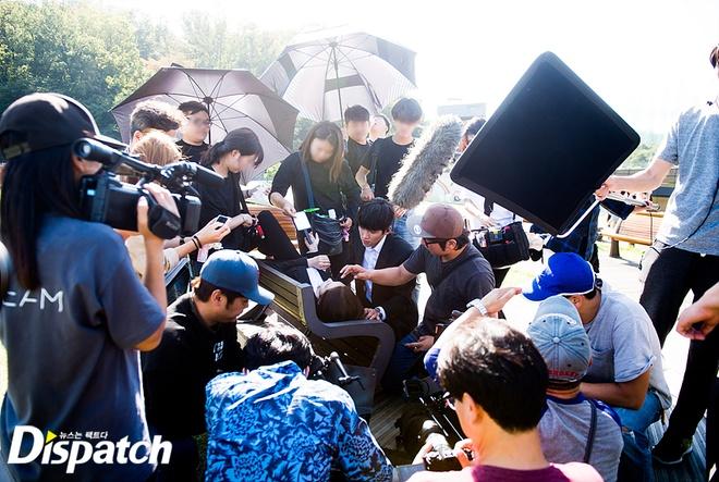 Hau truong phim K2 cua Yoona,  Ji Chang Wook anh 3