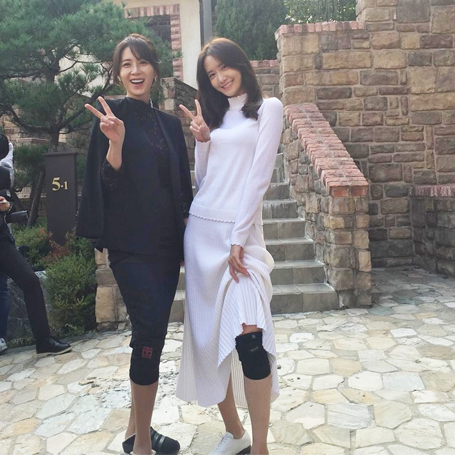 Hau truong phim K2 cua Yoona,  Ji Chang Wook anh 10