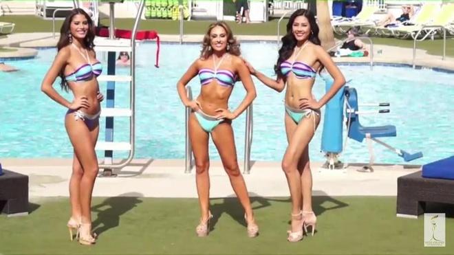 Phan thi bikini cua Nguyen Thi Loan tai Miss Grand International 2016 hinh anh
