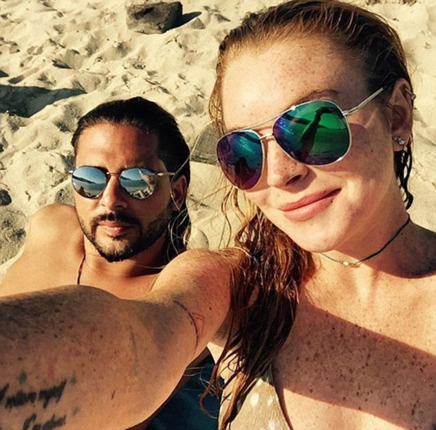 Lindsay Lohan bi Donald Trump binh luan tuc tiu anh 5