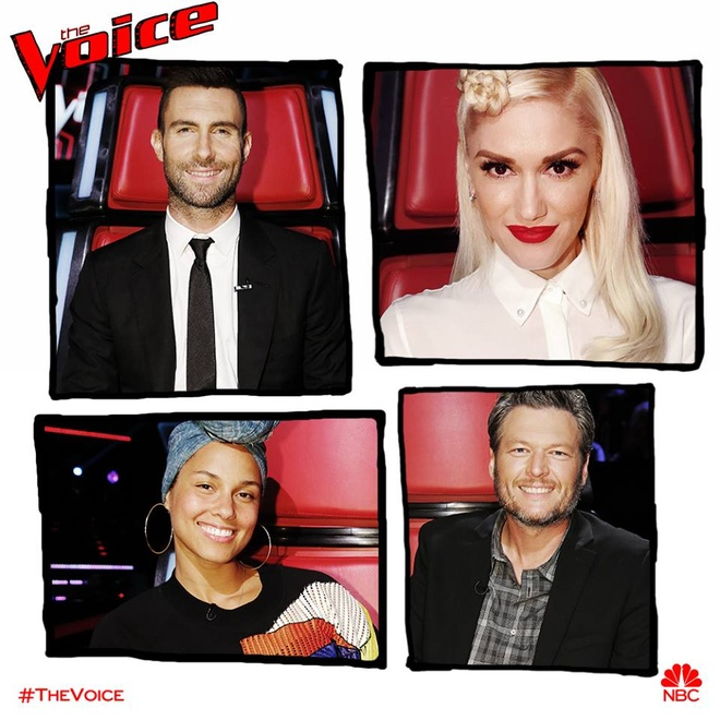 The Voice anh 1