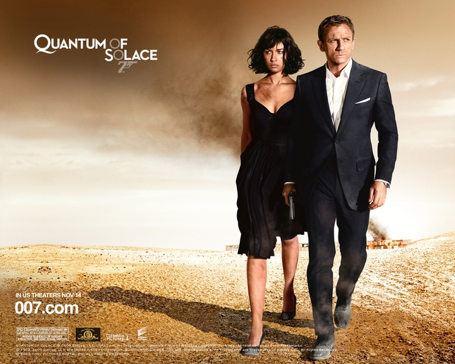 007,  James Bond anh 6